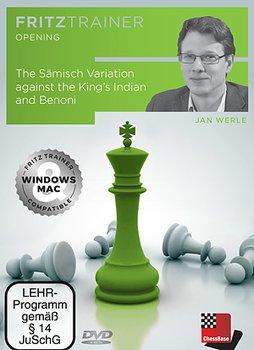 The Saemisch Variation against the King's Indian and Benoni av Jan Werle