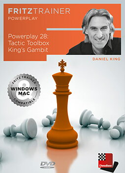Power Play 28: Tactic Toolbox King's Gambit