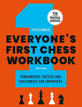 Everyone's First Chess Workbook av Peter Giannatos