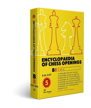 Encyclopaedia of Chess Openings B II
