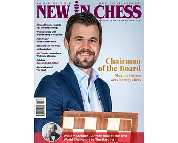 New In Chess 2020/7: The Club Player's Magazine