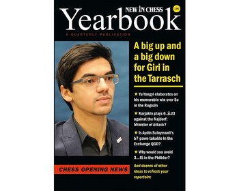 New in chess Yearbook 136 HP