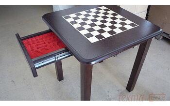 schackbord i wenge