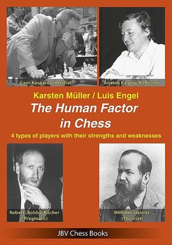 The Human Factor in Chess av Karsten Muller och Luis Engel