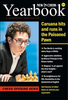 New in Chess Yearbook 139 MP