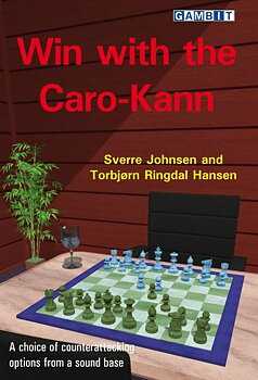 Win with the Caro Kann av Sverre Johnsen and Torbjorn Ringdal Hansen