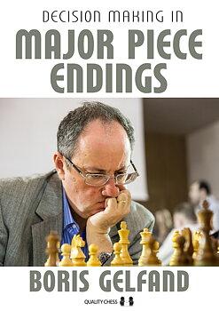 Decision Making in Major Piece Endings av Boris Gelfand (hård pärm)