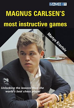 Magnus Carlsen's Most Instructive Games av Martyn Kravtsiv
