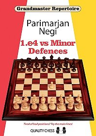 Grandmaster Repertoire 1.e4 vs Minor Defences av Parimarjan Negi HP