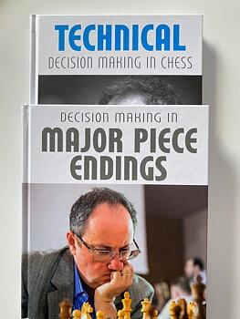 Gelfand om teknik och tornslutspel (2 böcker)