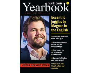 new in chess yearbook 137 HP