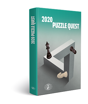 Puzzle Quest 2020 av Ivan Ivanisevic