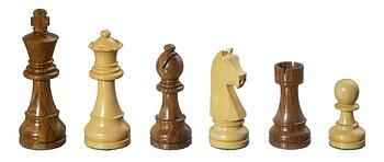 schackpjäser Arcadius 95mm
