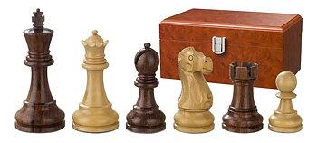 schackpjäser Tutenchamum 95mm