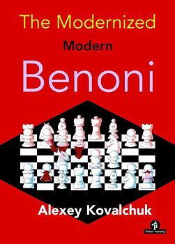 The Modernized Modern Benoni av Alexey Kovalchuk