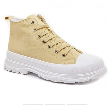 Sunshine  Sneakers Gul