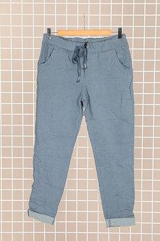 Mirakelbyxan Jeansblå