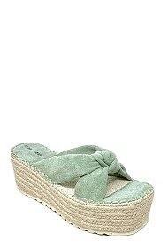 Sandal Hög Grön