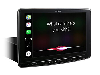 "Alpine 9"" Digital Media Station 1-DIN Halo9"