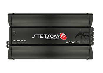 Stetsom Digital Monoblock 8000W RMS 1 Ohm