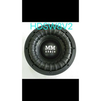 MM Audio HD SW-8 V2