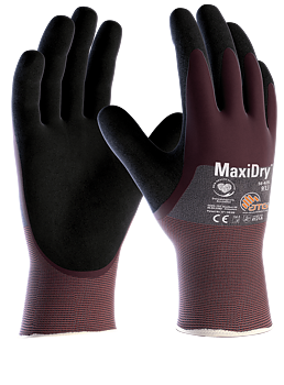 MaxiDry 56-425 - ¾ Coated Knitwrist