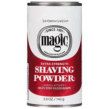 MAGIC Shaving powder 127g ( EXTRA STRENGTH)