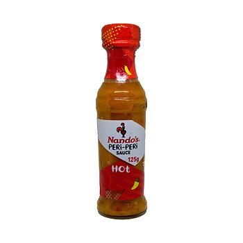 Nandos Peri Peri Sauce Extra Extra Hot 125g