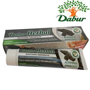 DABUR Herbal 131g Activated CHARCOAL