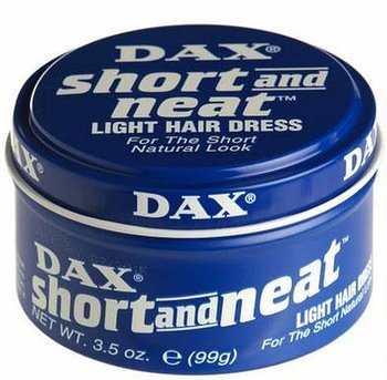DAX Short and Neat light hair dress 99g