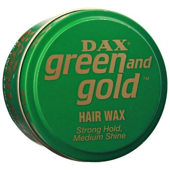 Dax Green and Gold Hair Wax 99g