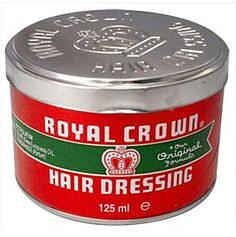 Royal Crown Hair Dressing 125ml