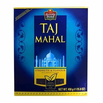 BROOKE BOND TAJ MAHAL  loose leaf black tea 450G