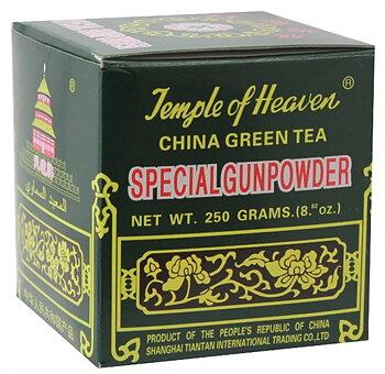 TEMPLE ROUGE CHINA GUNPOWDER SPECIAL GUNPOWDER 200G