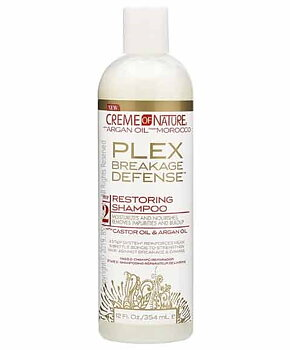 Creme Of Nature Plex Breakage Defense Restoring Shampoo 354ml