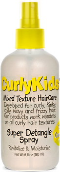 Curly Kids Mixed Texture hairCare Super Detangle Spray 180ml