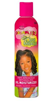 DREAM KIDS Olive Miracle Anti-Breakage Detangling Oil Moisturizer 236ml