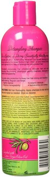 DREAM KIDS Olive Miracle Detangling Moisturizing Shampoo 355ml