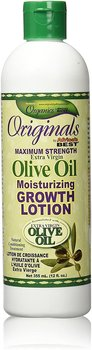 ORIGINALS Olive Oil Moisturizing Growth Lotion 355ml