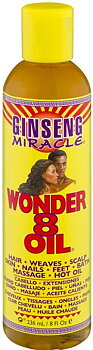 Ginseng Miracle Wonder 8 oil 236ml