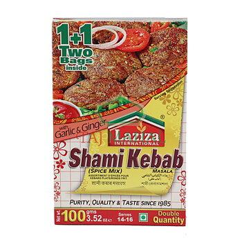 Laziza Shami Kebab Masala 100g