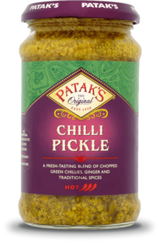 Pataks Chilli Pickle 283g