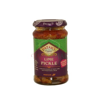 Pataks Lime Pickle 283g