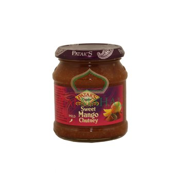 Pataks Mango Chutney Sweet 340g