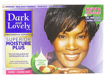 Dark And Lovely Kit  Plus ( super *coarse Hair)