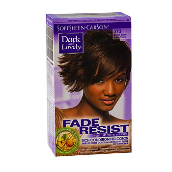 Dark & Lovely Hair Color #373 Brown Sable