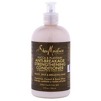Shea Moisture Yucca & Plantain Conditioner 384ml