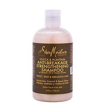 Shea Moisture Yucca & Plantain Shampoo 384ml