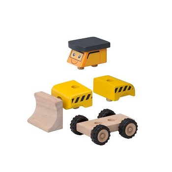 Bygg en Grävmaskin