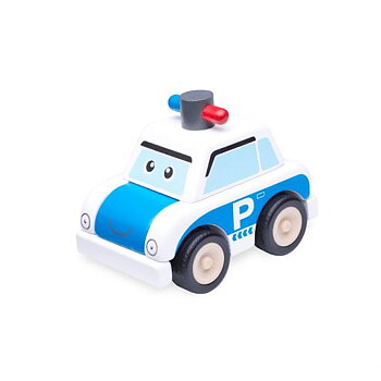 Bygg en Polisbil